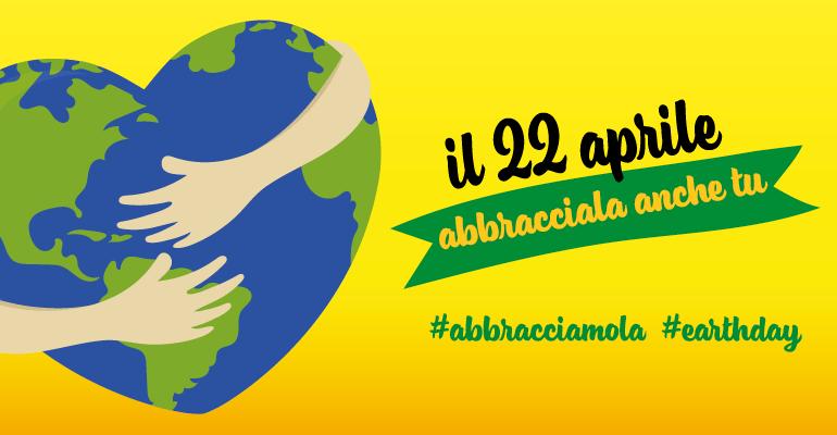 Flashmob virtuale #Abbracciamola per Earth day 22 aprile ...