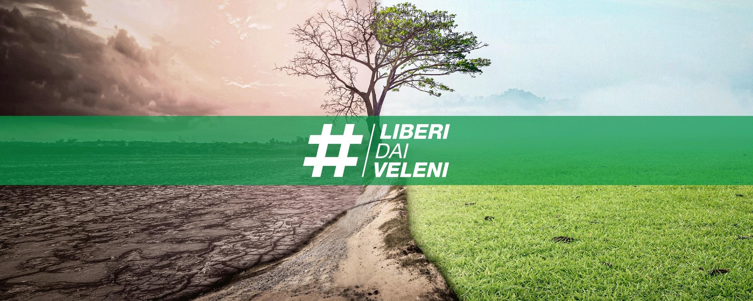 #liberidaiveleni,  ecogiustizia nei territori dell'Italia inquinata!