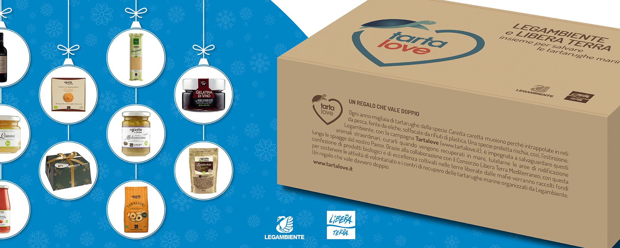 A Natale scegli un regalo che vale doppio!