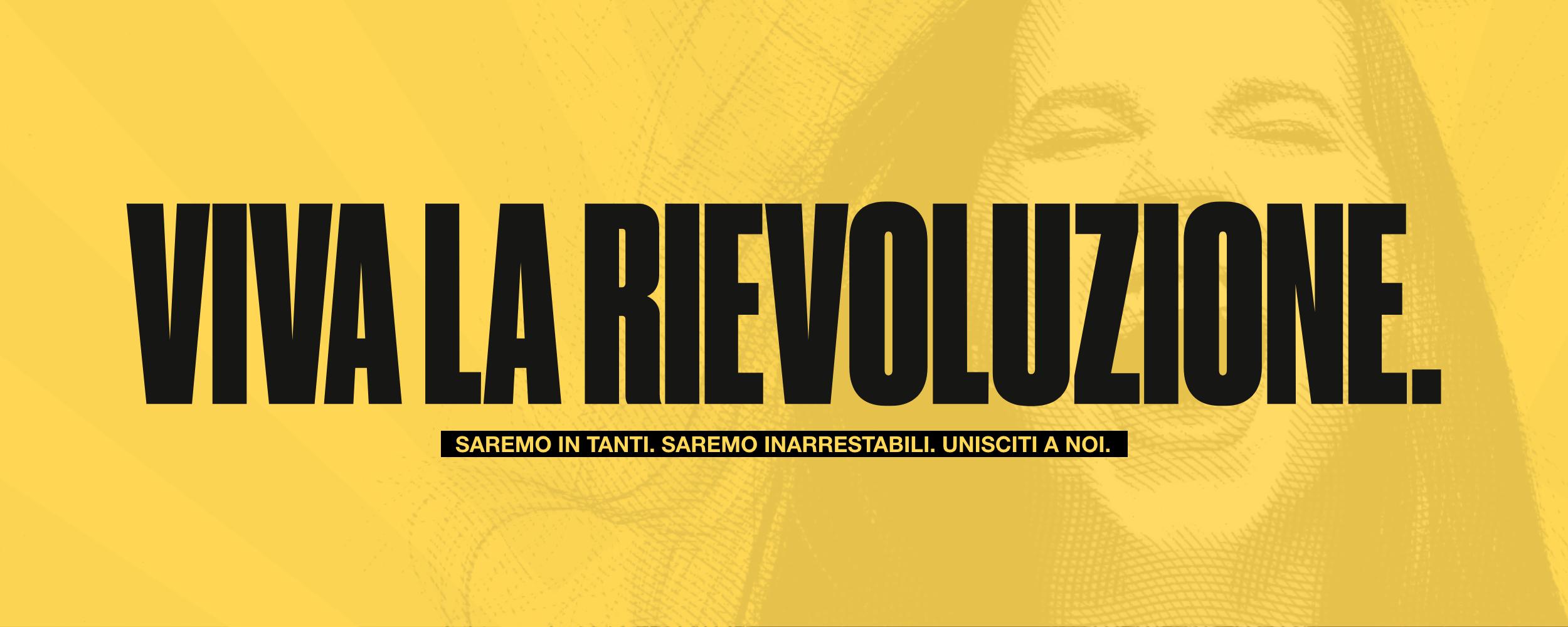 Viva la rievoluzione