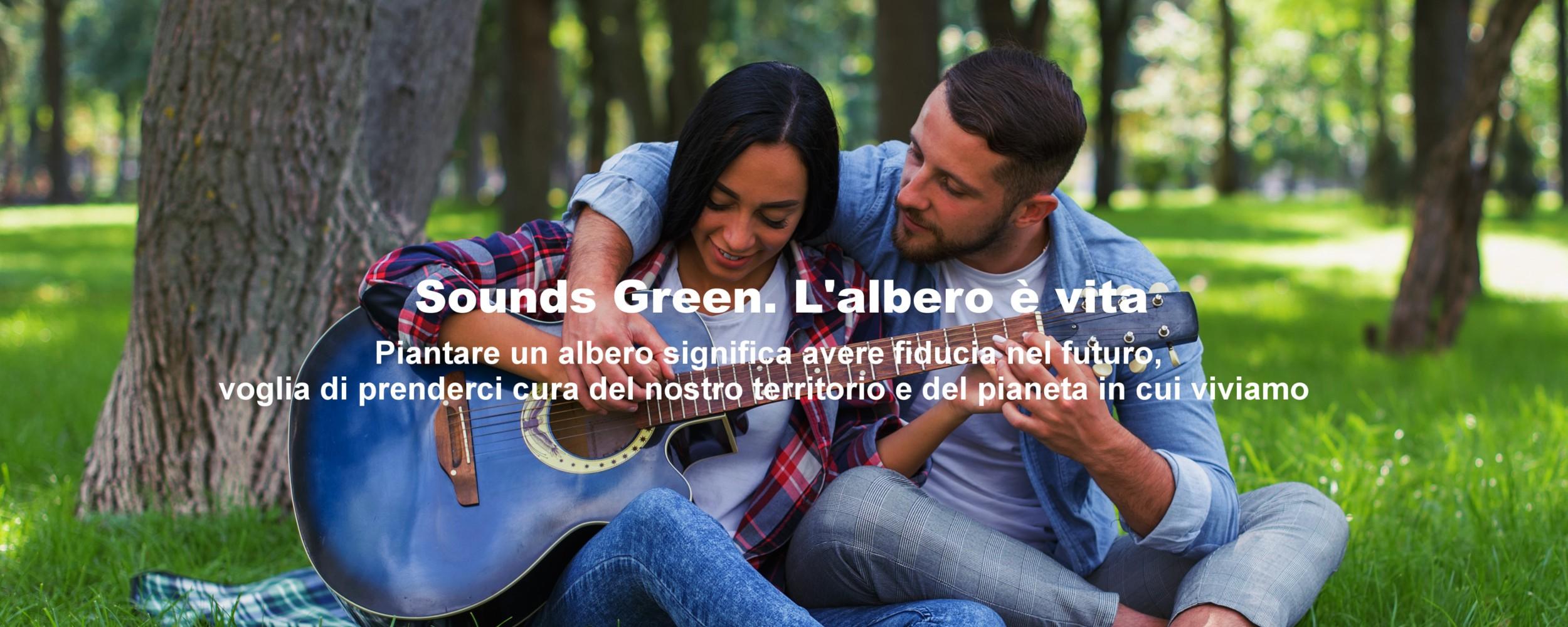 Sounds Green. L'albero è vita